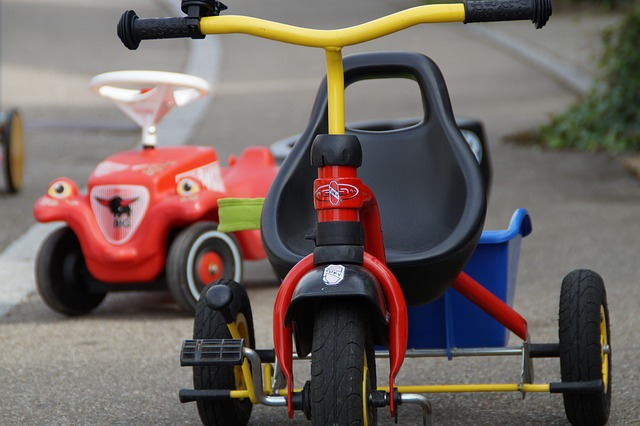 The amazing benefits of buying a tricycle for kids