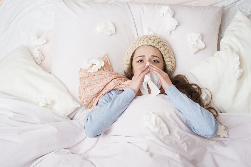 18 Natural Ways to Get Rid of a Cold Fast