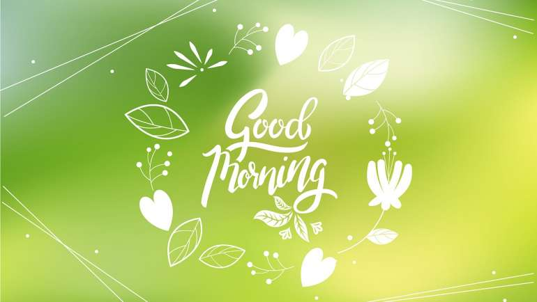 List of Good Morning Messages For Friends
